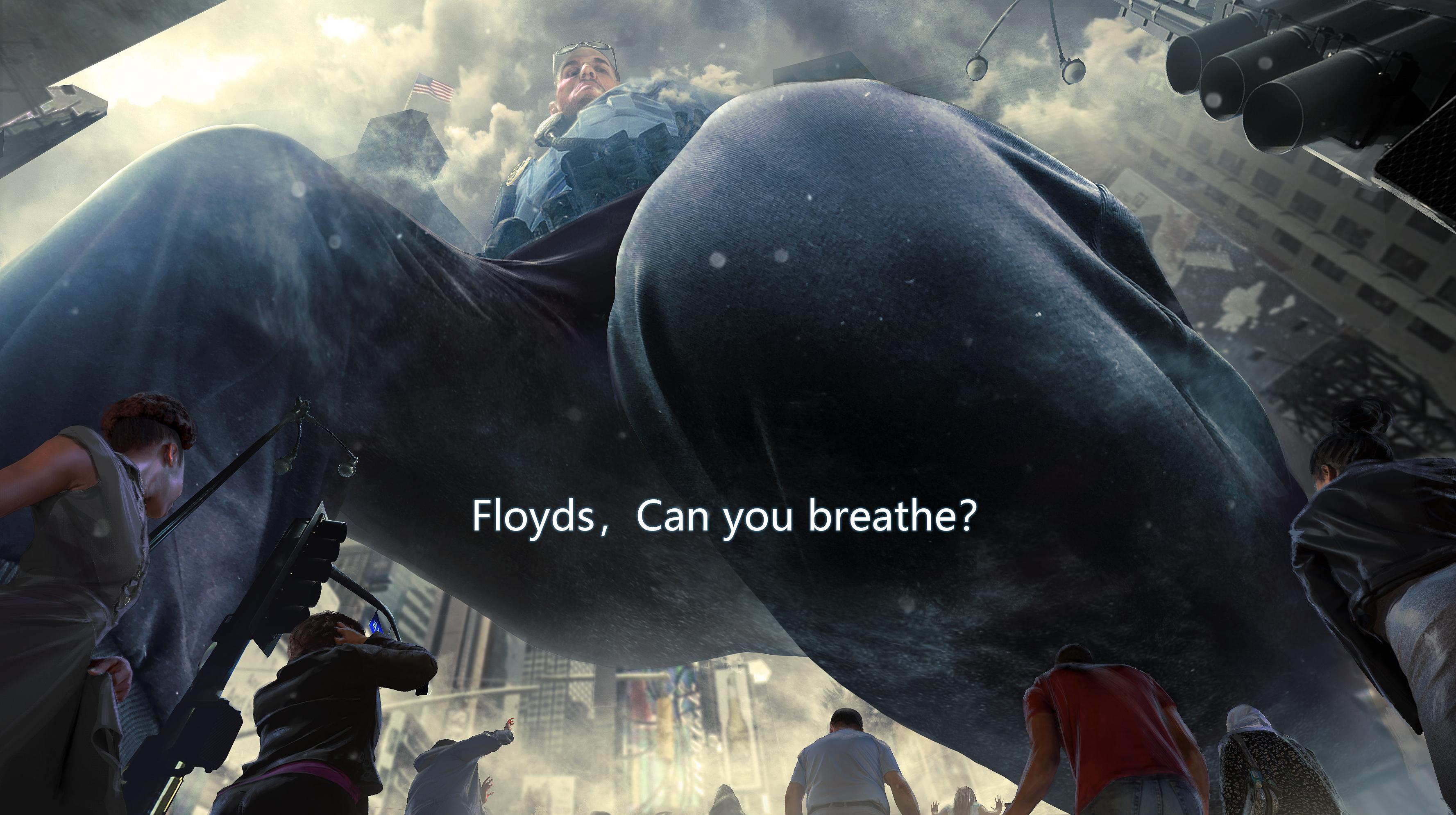 你能呼吸吗